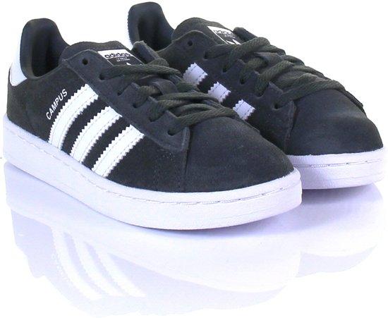 Adidas Jongens Sneakers Campus C Groen Maat 28
