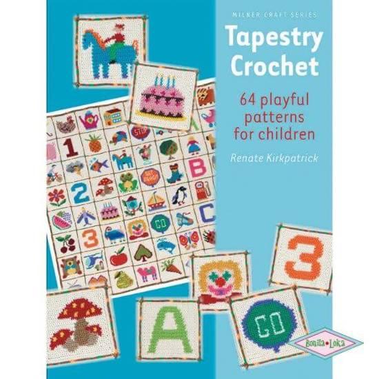 Bolcom Tapestry Crochet Renate Kirkpatrick 9781863514620 Boeken