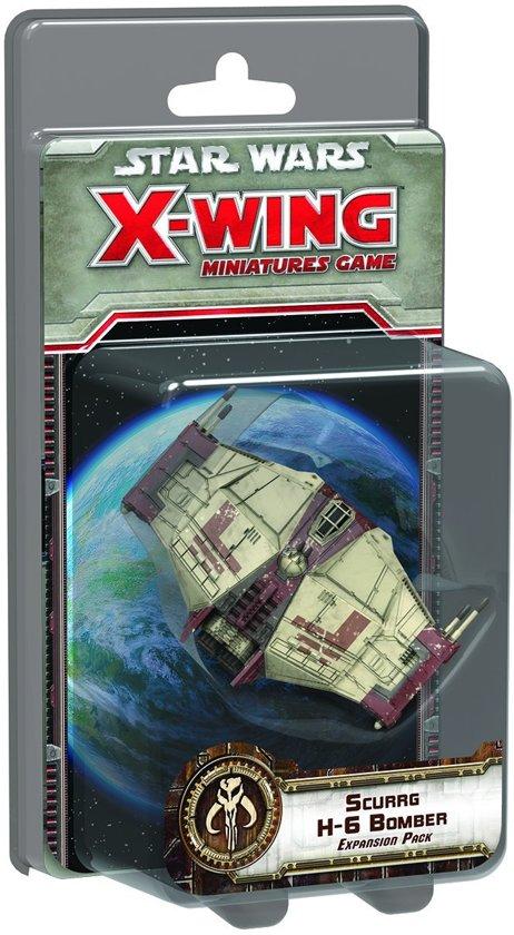 Afbeelding van het spel Star Wars X-Wing Scurrg H-6 Bomber