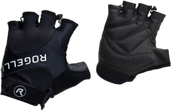 Rogelli Fietshandschoenen - Unisex - zwart