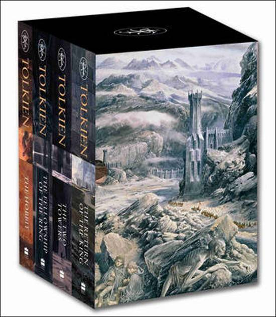 The Hobbit and The Lord of the Rings (1-3) boxset