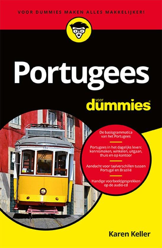 Portugees voor Dummies - Karin Keller