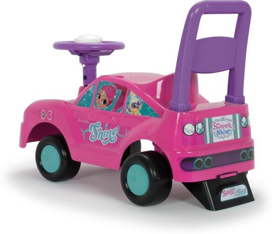 Injusa Loopauto Shimmer En Shine 60 Cm Roze/paars