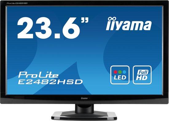 Iiyama ProLite E2482HSD-GB1 - Monitor