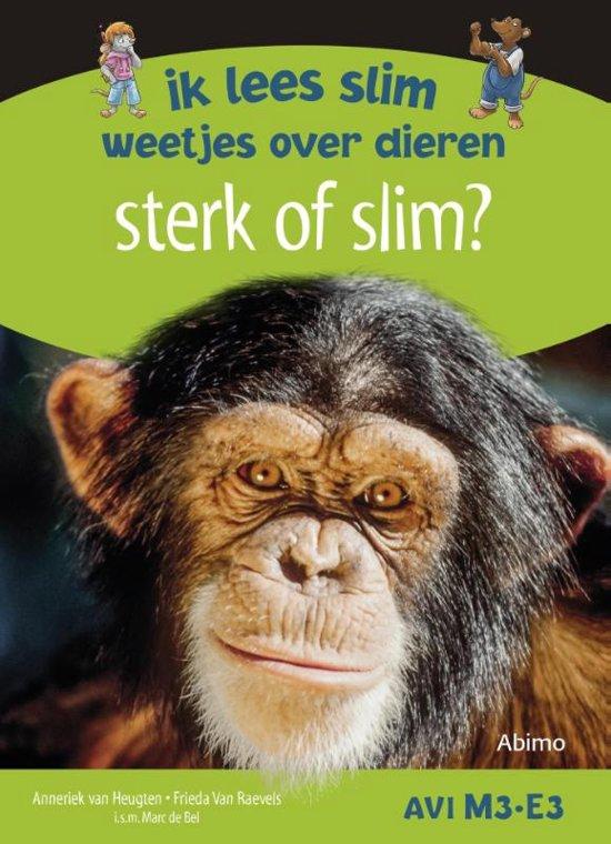 Boek cover Ik lees slim met Spik en Spek: sterk of slim? van Anneriek van Heugten (Hardcover)