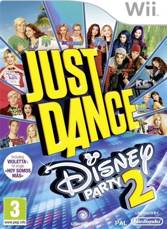 Just Dance: Disney Party 2 kopen