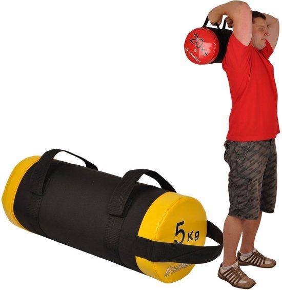 faf265e3bab9 Trainingstas met handgrepen inSPORTline - 5 kg