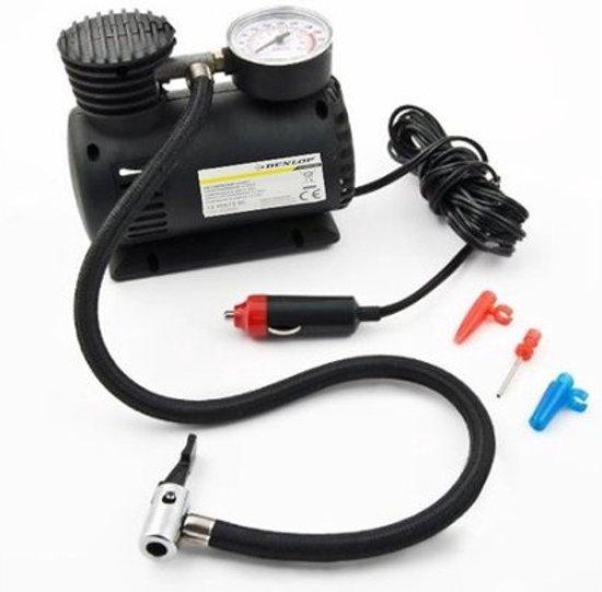 Mini Luchtcompressor 12V en 17 Bar | Compressor | Lucht Compressor | Bandenpomp | Banden Pomp | Oppompen