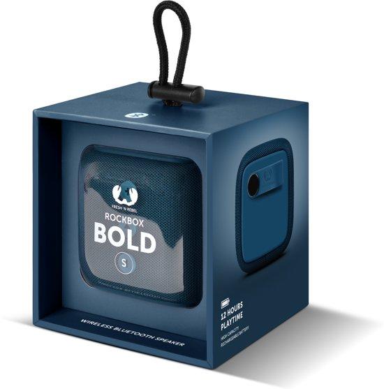 Fresh 'n Rebel Rockbox Bold S Blauw