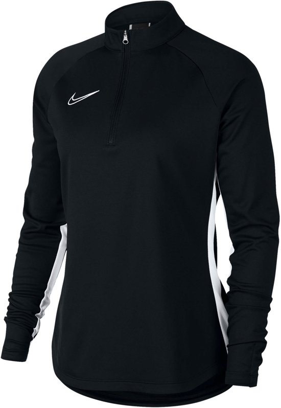 4ef9e96e73e bol.com | Nike Dry Academy Drill Top Sportshirt - Maat S - Vrouwen ...
