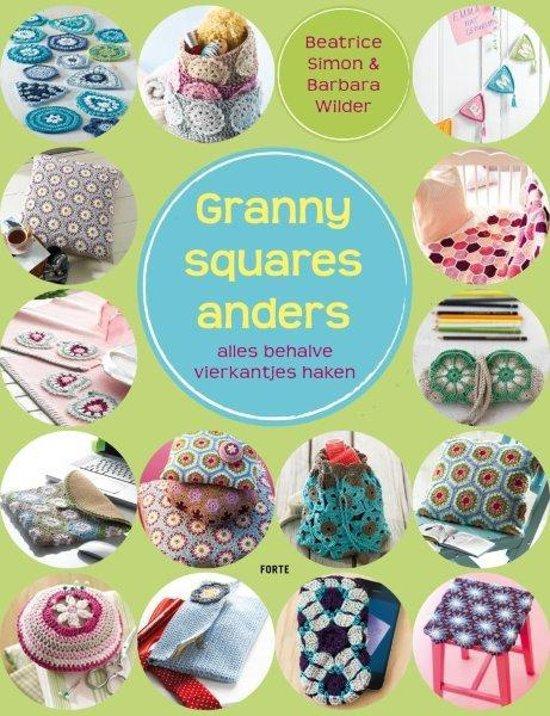 Bolcom Granny Squares Anders Beatrice Simon 9789058772787 Boeken