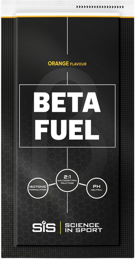 SiS Beta Fuel Orange