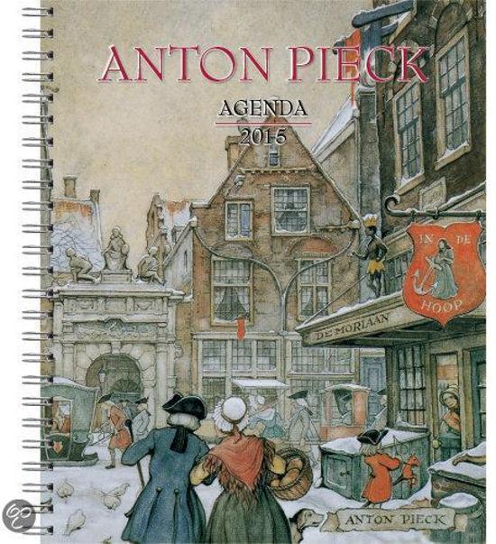 Anton pieck Agenda Straattoneel