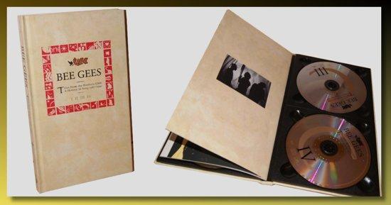 The Bee Gees Tales From The Brothers Gibb 4 CD Set + Boek (ZEER ZELDZAAM)