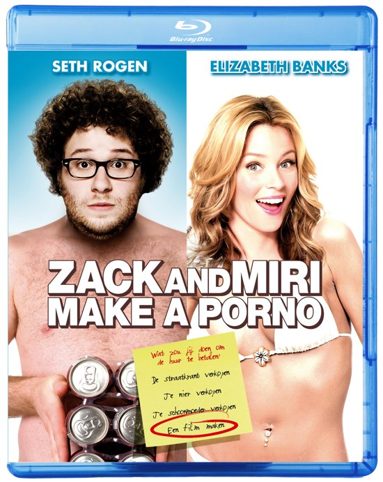 zack and miri make a porno dvd review