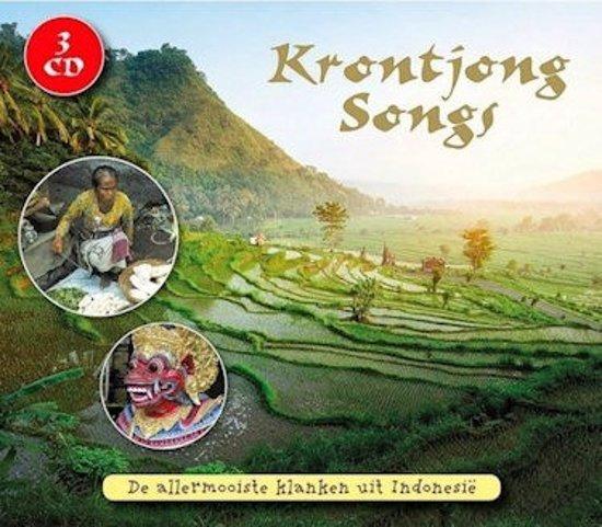 Krontjong Songs 4Cd Box