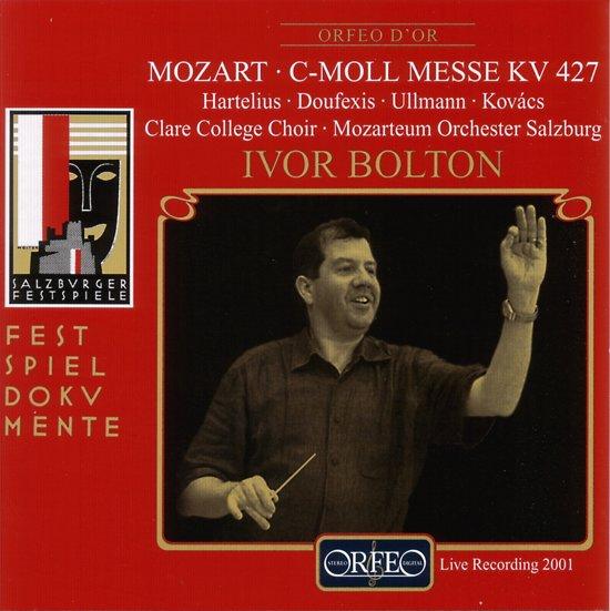 Mozart Messe C - Moll; Bolton