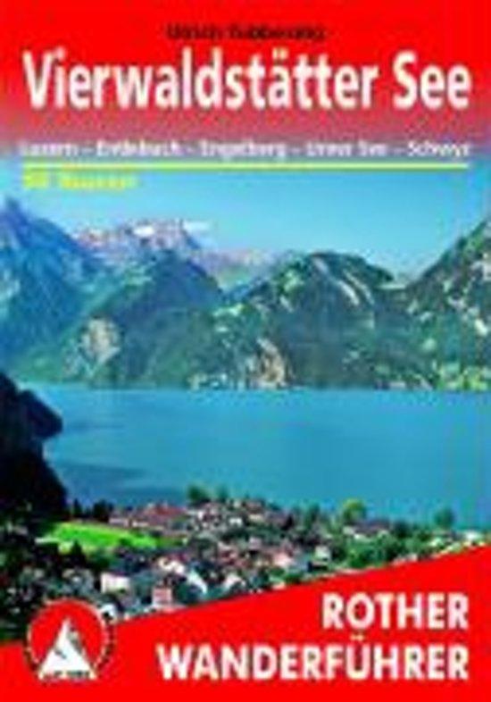 Cover van het boek 'Vierwaldstaetter See-'