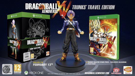 Dragon Ball: Xenoverse - Collector's Edition - Xbox One