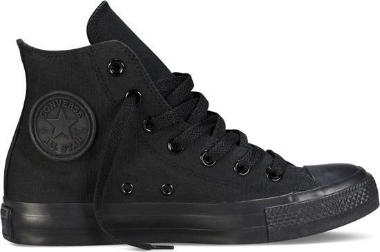 Star All Converse Sneakers Hoog Black black Uzn58q