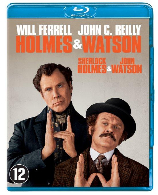Holmes and Watson (Blu-ray)
