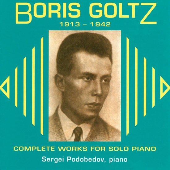Boris Goltz: Piano Works