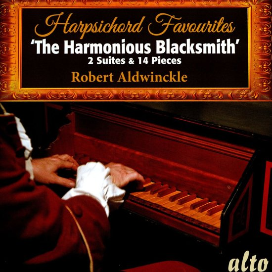 Harpsichord Favourites, The Harmoni