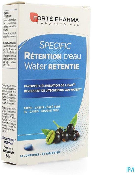 Forté Pharma Specific Waterretentie Duo Promo* 2 x 28 Tabletten