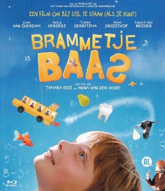 DVD cover van Brammetje Baas (Blu-ray)
