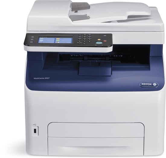 Xerox WorkCentre 6027V_NI - All-in-One Kleurenlaserprinter