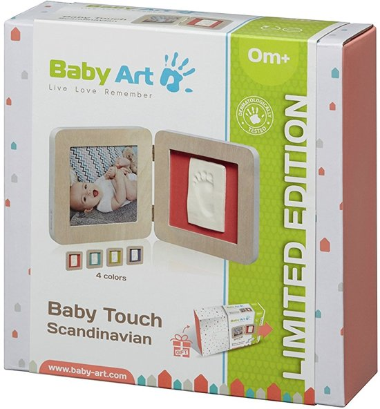 Baby Art My Baby Touch simple - Scandinavian - 2018