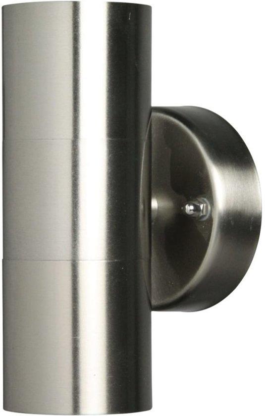 Luxform 230V Eden up/down wand buitenlamp