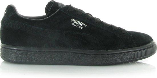bol.com | Puma Dames Sneakers Suede Classic+ Dames - Zwart ...