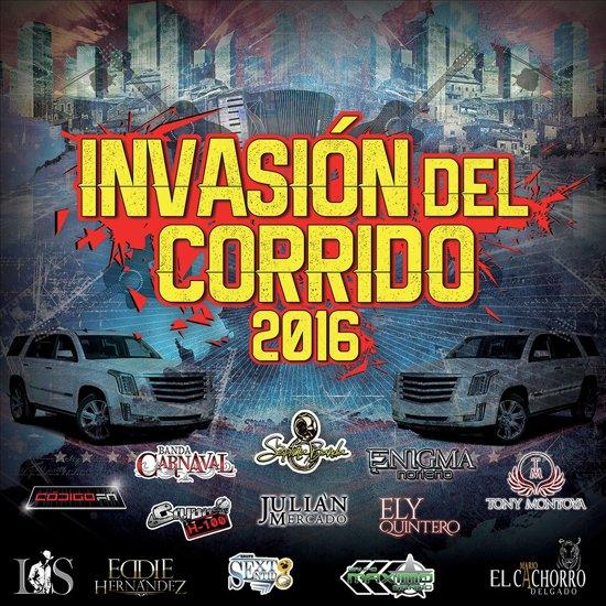 Invasion del Corrido 2016