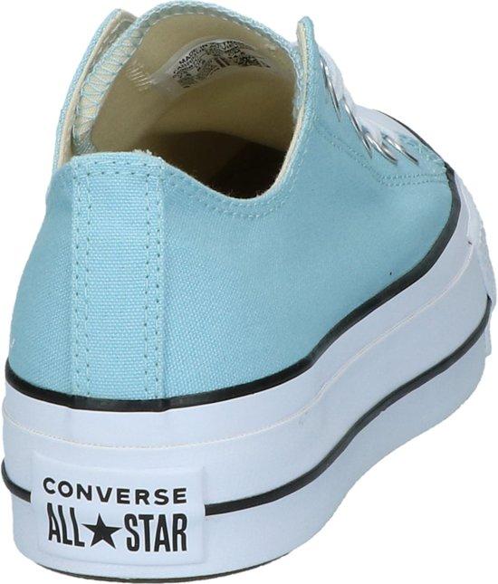 converse lichtblauw