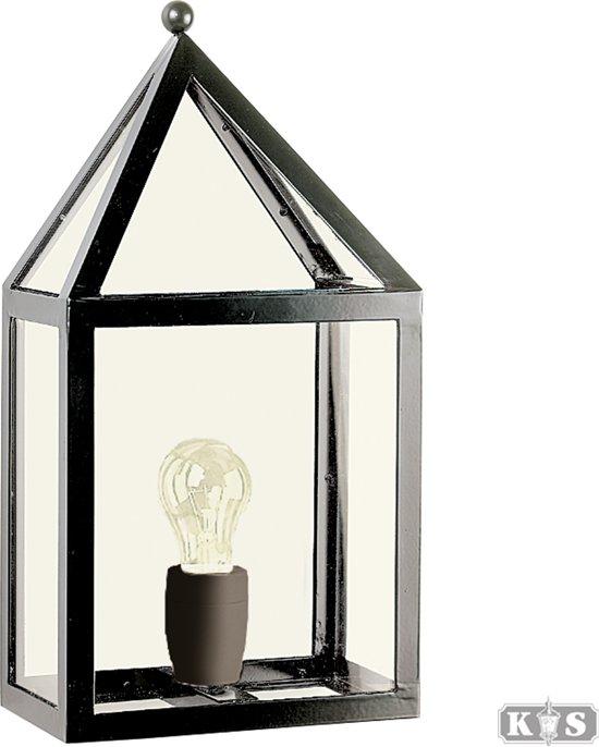 bol.com | KS Verlichting Wandlamp \'Laren\' Zwart