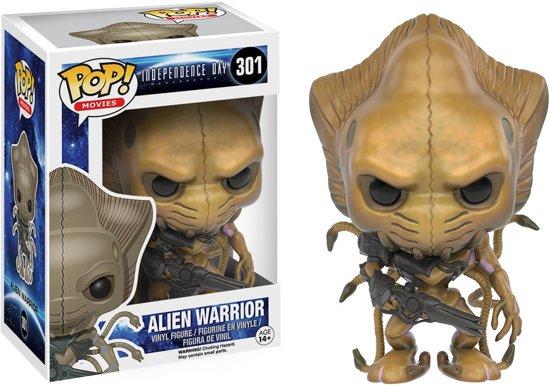 Funko / Movies #301 - Alien Warrior (Independence Day: Resurgence) Pop!