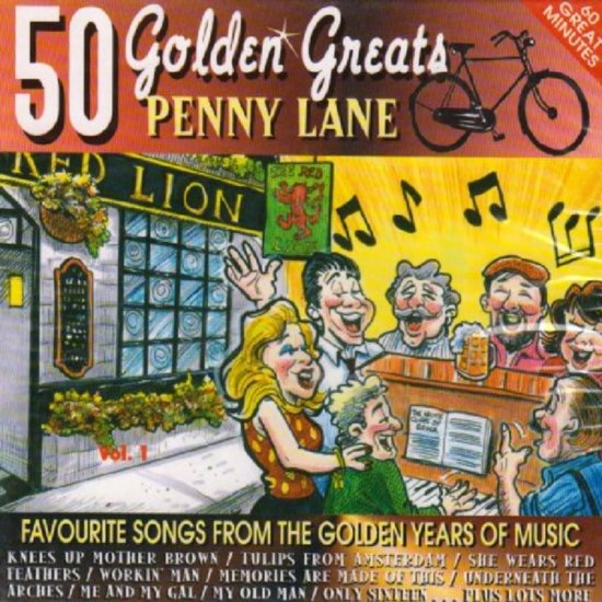 Penny Lane 50 Golden Great S