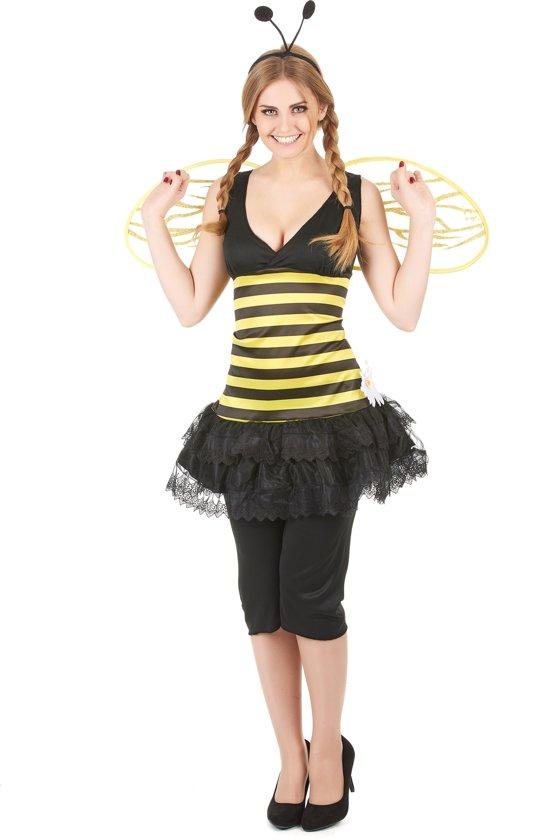 Sexy bijen kostuum voor vrouwen - Verkleedkleding - One size
