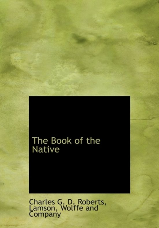 The Book of the Native