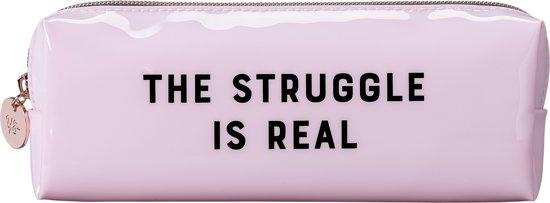 Hoekig Penetui, 'The Struggle is real'