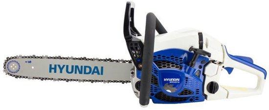 Hyundai kettingzaag benzine motor - 42cc