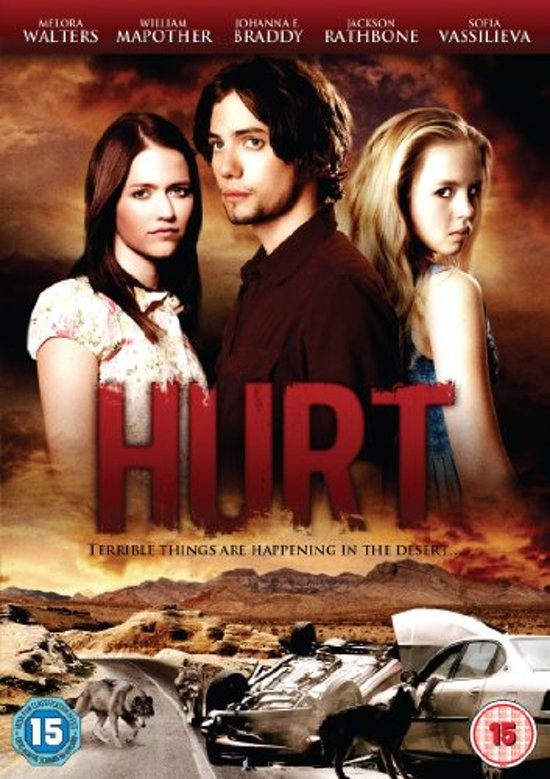 Cover van de film 'Hurt'