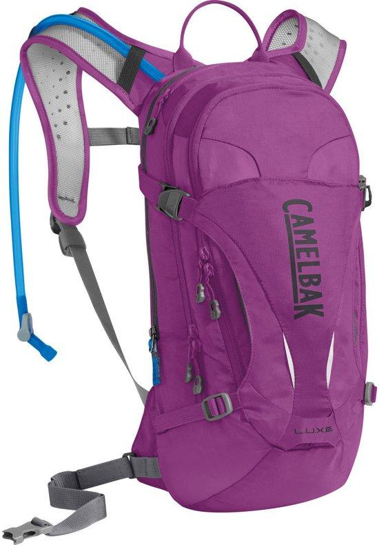 CamelBak L.U.X.E fietsrugzak Dames roze