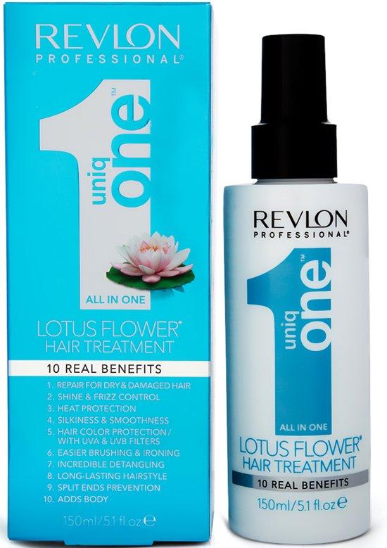 Bolcom Revlon 150ml Uniq One Lotus Flower Hair Treatment