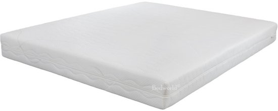 Bedworld Comfort Gold Matras - 120x200 - 20 cm matrasdikte Medium ligcomfort