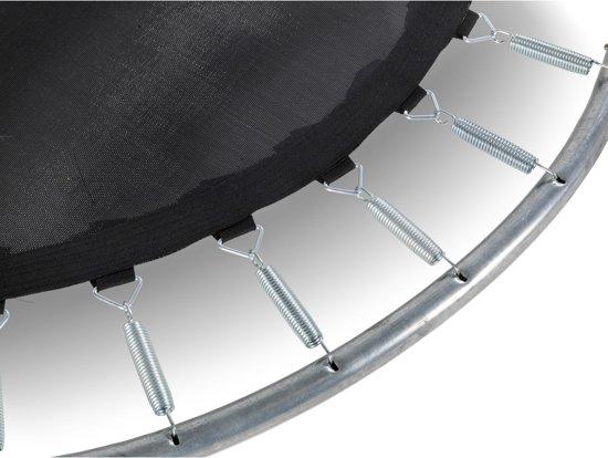 EXIT Silhouette inground trampoline ø305cm - zwart