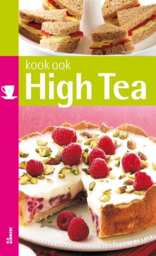 Kook ook - High Tea