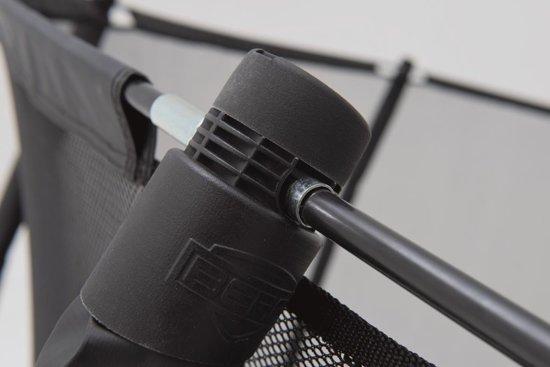 BERG Champion InGround Trampoline - 330 cm - Inclusief Veiligheidsnet Deluxe - Grijs