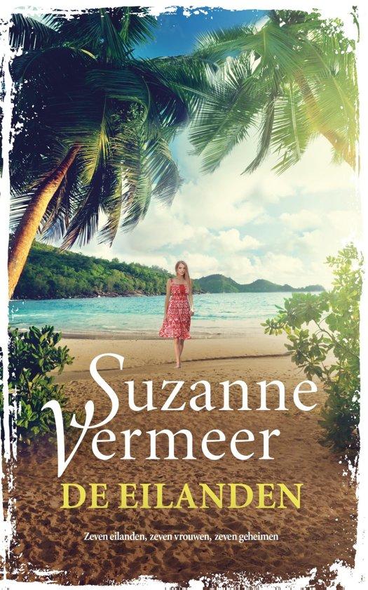Boek cover De eilanden van Suzanne Vermeer (Onbekend)